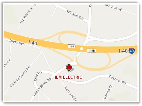 industrial electrical services Hickory NC
